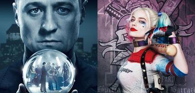 Gotham & Harley Quinn