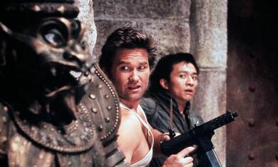 Big Trouble in Little China mit Kurt Russell und Dennis Dun - Bild 2
