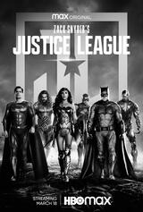 Zack Snyder's Justice League - Poster