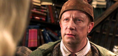 Mark Williams als Arthur Weasley