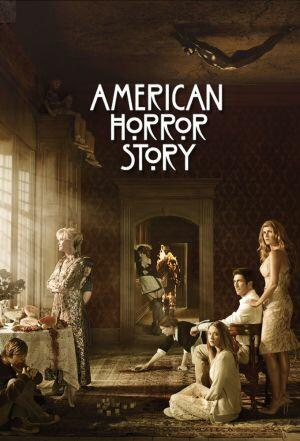 American Horror Story Staffel 1 Poster 1