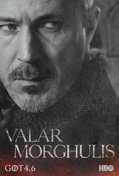 Game of Thrones - Staffel 4 mit Aidan Gillen