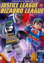 Lego DC Comics Super Heroes: Justice League vs. Bizarro League