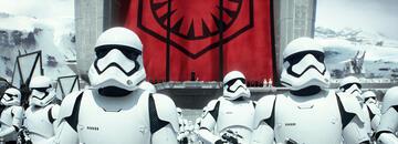 Woher hat die Erste Ordnung in Star Wars 7 all ihre Macht?