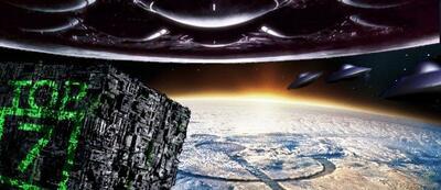 Top 7 der besten Alieninvasionen