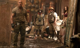 Jumanji - Willkommen im Dschungel mit Dwayne Johnson, Jack Black, Karen Gillan und Kevin Hart - Bild 11