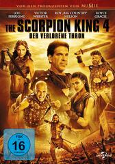 The Scorpion King 4: Der verlorene Thron