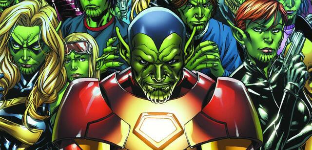 Captain Marvel Wer Sind Eigentlich Die Skrulls
