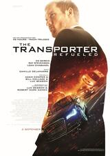 The Transporter Refueled - Poster