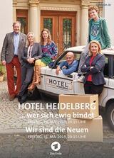 Hotel Heidelberg - Wer sich ewig bindet - Poster