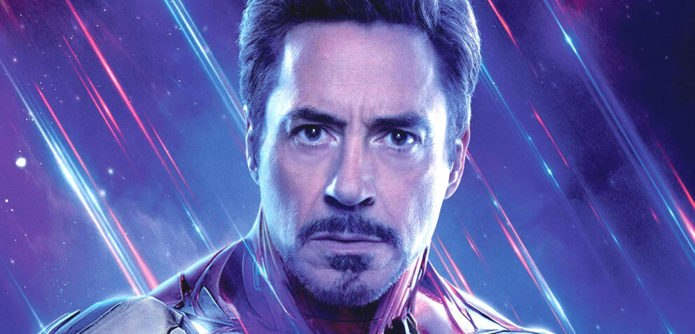 Robert Downey Jr. als Tony Stark/Iron Man