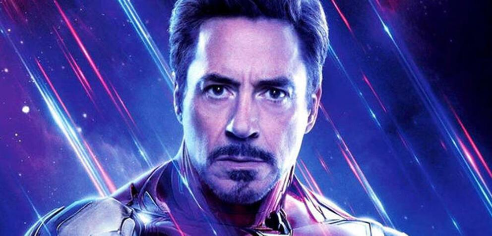 Tony Stark in Avengers 4: Endgame