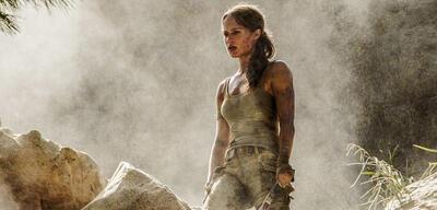 Tomb Raider mit Alicia Vikander als Lara Croft