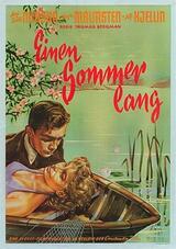 Einen Sommer lang - Poster