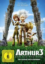 Arthur und die Minimoys 3 - Die große Entscheidung - Poster