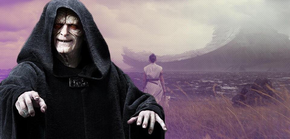 Der Imperator aus Star Wars