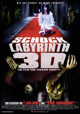 Schock Labyrinth 3D - Poster