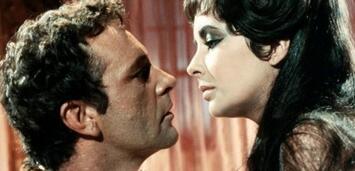 Bild zu:  Richard Burton & Liz Taylor in Cleopatra