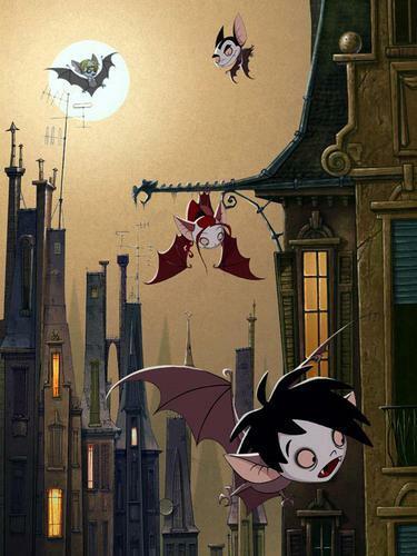 Schule Der Kleinen Vampire