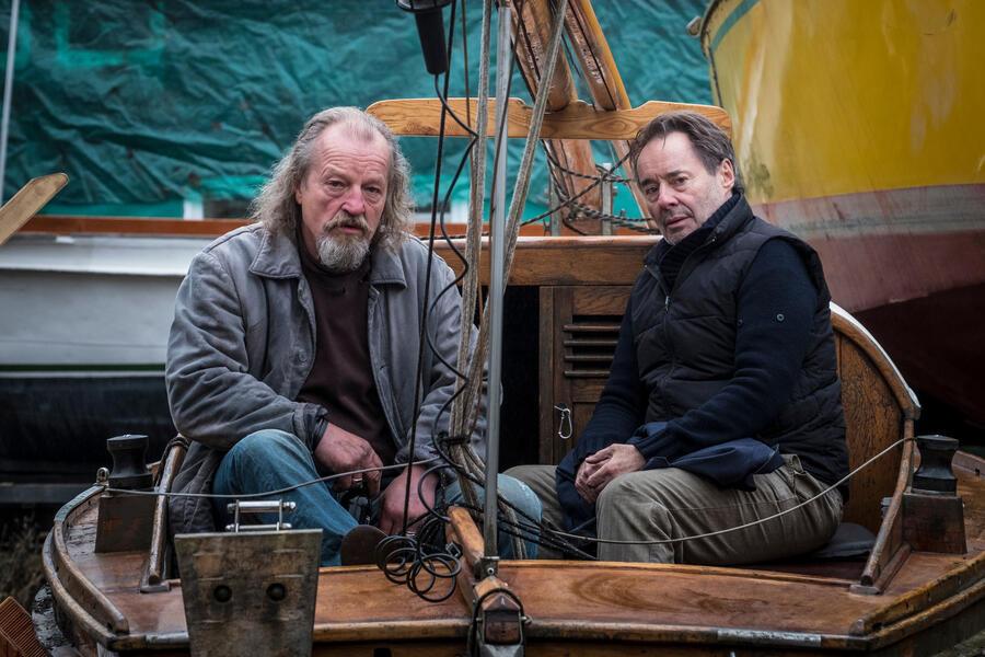 So weit das Meer mit Uwe Kockisch und Paul Fassnacht