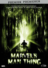 Marvel's Man Thing - Poster