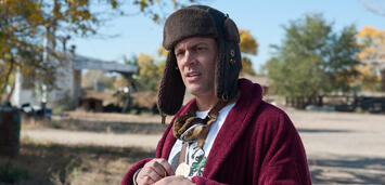 Bild zu:  Johnny Knoxville in The Last Stand