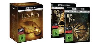 Harry Potter: Die 4K-Box