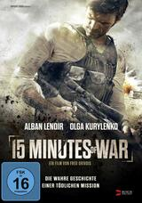 15 Minutes of War - Poster