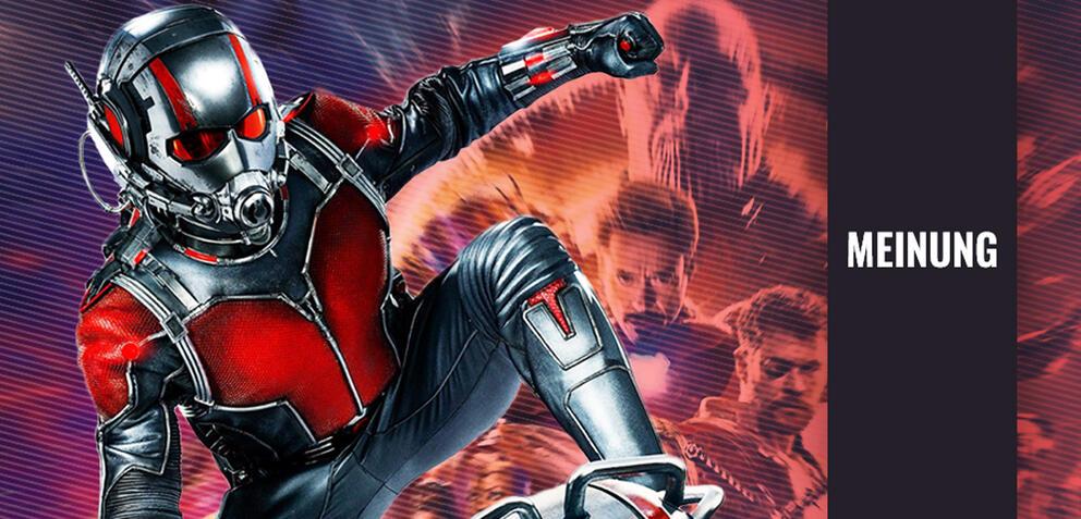 Ant-Man: Schaut euch den deutschen Trailer an