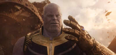 Avengers 3: Infinity War mit Josh Brolin