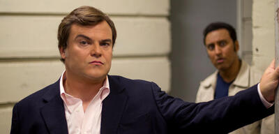 Jack Black in The Brink