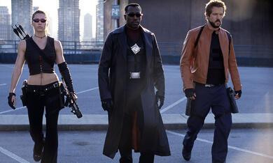 Blade: Trinity mit Ryan Reynolds, Jessica Biel und Wesley Snipes - Bild 2