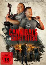 Cannibals and Carpet Fitters - Poster