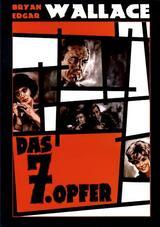 Das siebente Opfer - Poster