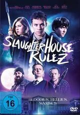 Slaughterhouse Rulez - Poster