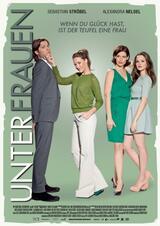 Unter Frauen - Poster