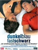 Dunkelblaufastschwarz - Poster