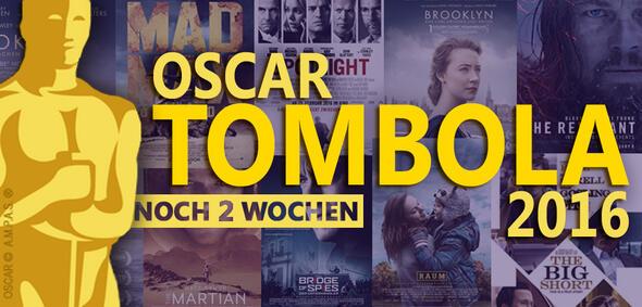 Oscar-Tombola 2016