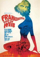 Frankenstein schuf ein Weib