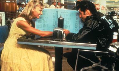 Grease mit John Travolta und Olivia Newton-John - Bild 1