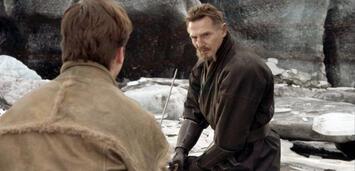 Bild zu:  Liam Neeson in Batman Begins