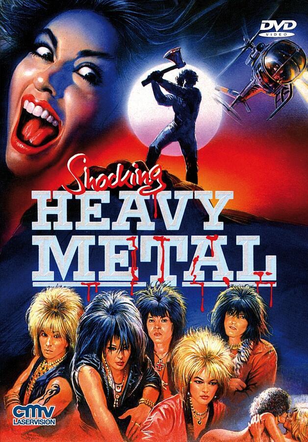 Shocking Heavy Metal