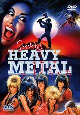 Shocking Heavy Metal - Poster