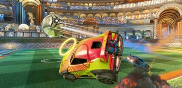 Bild zu:  Rocket League
