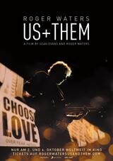 Roger Waters: Us + Them - Poster