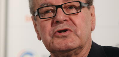 Miloš Forman 2009 beim Karlovy Vary International Film Festival