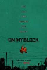On My Block - Staffel 4 - Poster