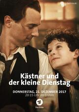 Kästner und der kleine Dienstag - Poster