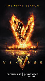 Vikings - Staffel 6 - Poster