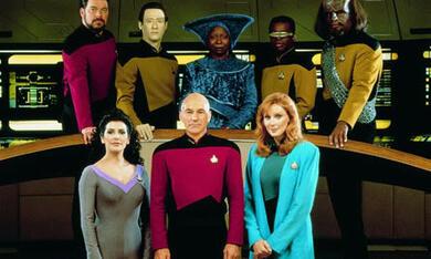 Raumschiff Enterprise – Das Nächste Jahrhundert Besetzung